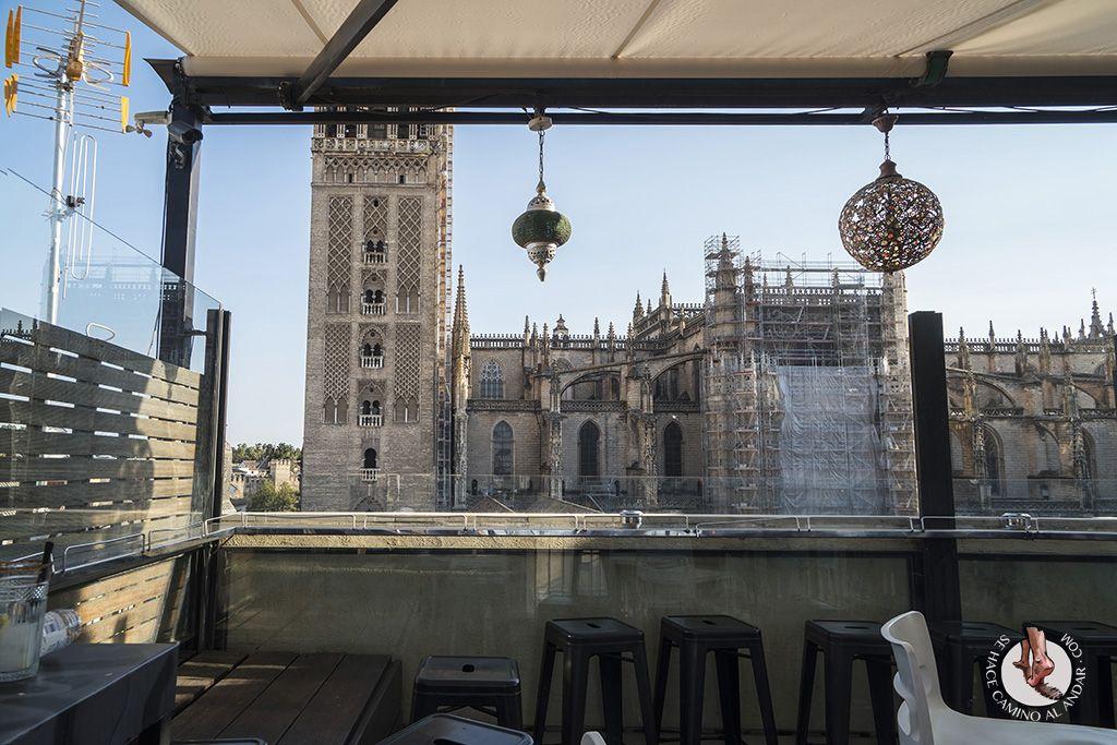 Miradores De Sevilla Hotel Eme Terraza Andalucía