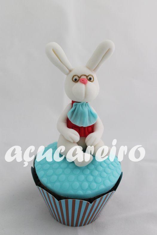 Cupcakes Alice no País das Maravilhas - O Coelho