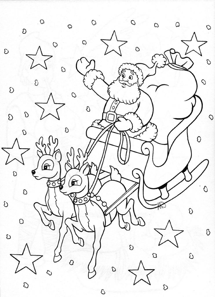 Christmas Coloring Pages Santa Santa Coloring Pages Christmas Coloring Sheets Printable Christmas Coloring Pages