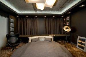 Modern male interior   Studio Home Interior.com   Master Bedroom ...