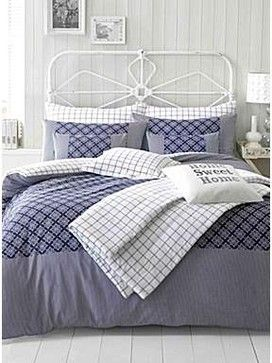 Kirstie Allsopp Camille Bed Linen contemporary sheets