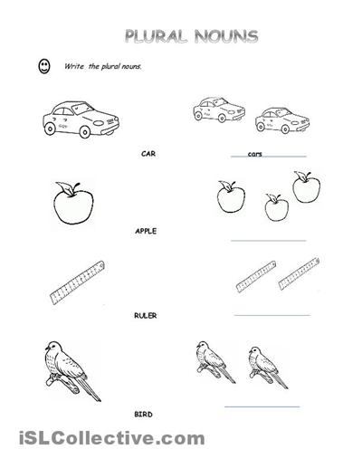 Worksheets Noun Worksheets For Kindergarten singular and plural nouns worksheets for kindergarten free kindergarten