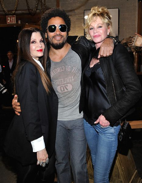 942fed6eb2e8d Lenny Kravitz Photos Photos  Church Boutique and Sama Eyewear ...