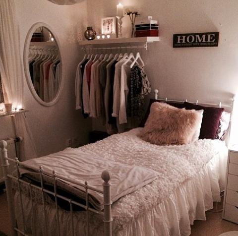 Resultado De Imagen Urban Outfitters Room Tumblr Apartment Bedroom Decor Small