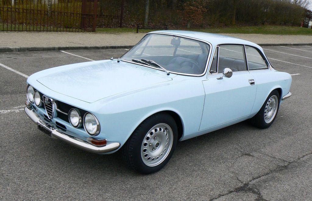 "1969 Mk1 1750 Fully Restored in a very rare color ""Celeste"