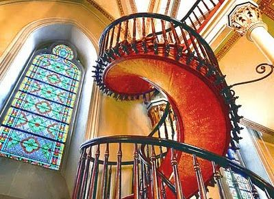 Best Mysterious Loretto Chapel Staircase Santa Fe New Mexico 400 x 300