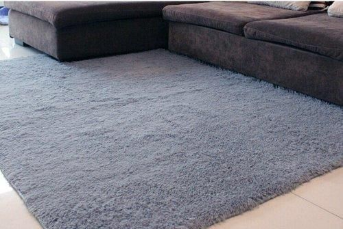 super soft modern shag area rugs living room carpet bedroom rug for