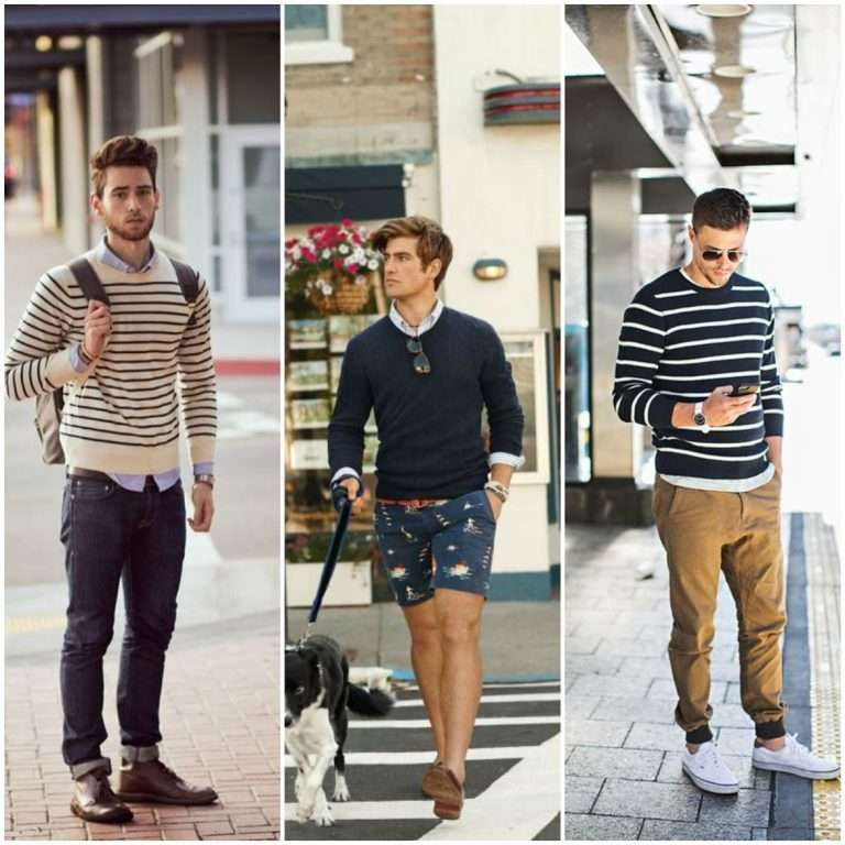 How to Nail that CollegeUniversity Style | Mens college