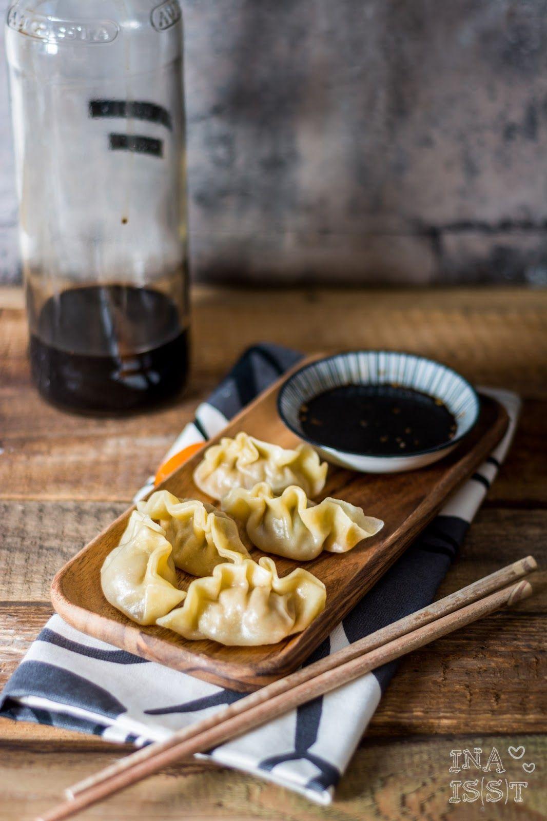Photo of Traditional Chinese Jiaozi – filled dumplings /// …