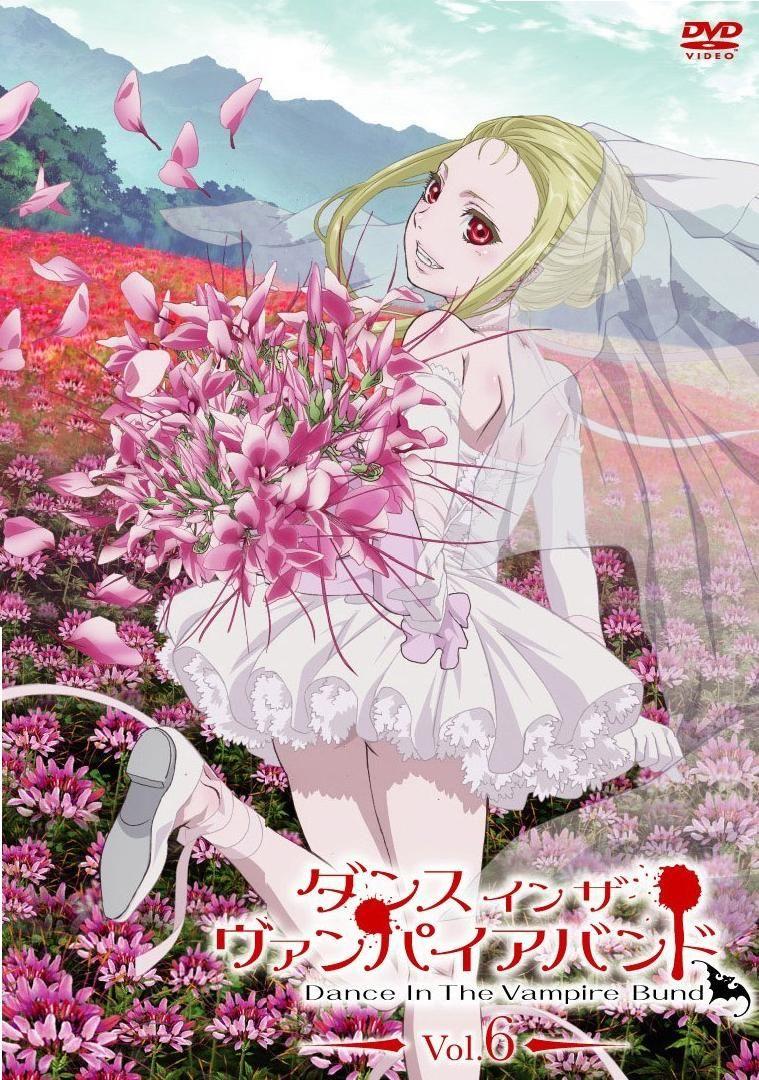 Mina Tepes - Dance in the Vampire Bund   anime   Rosario vampire ... 469ea9b84b