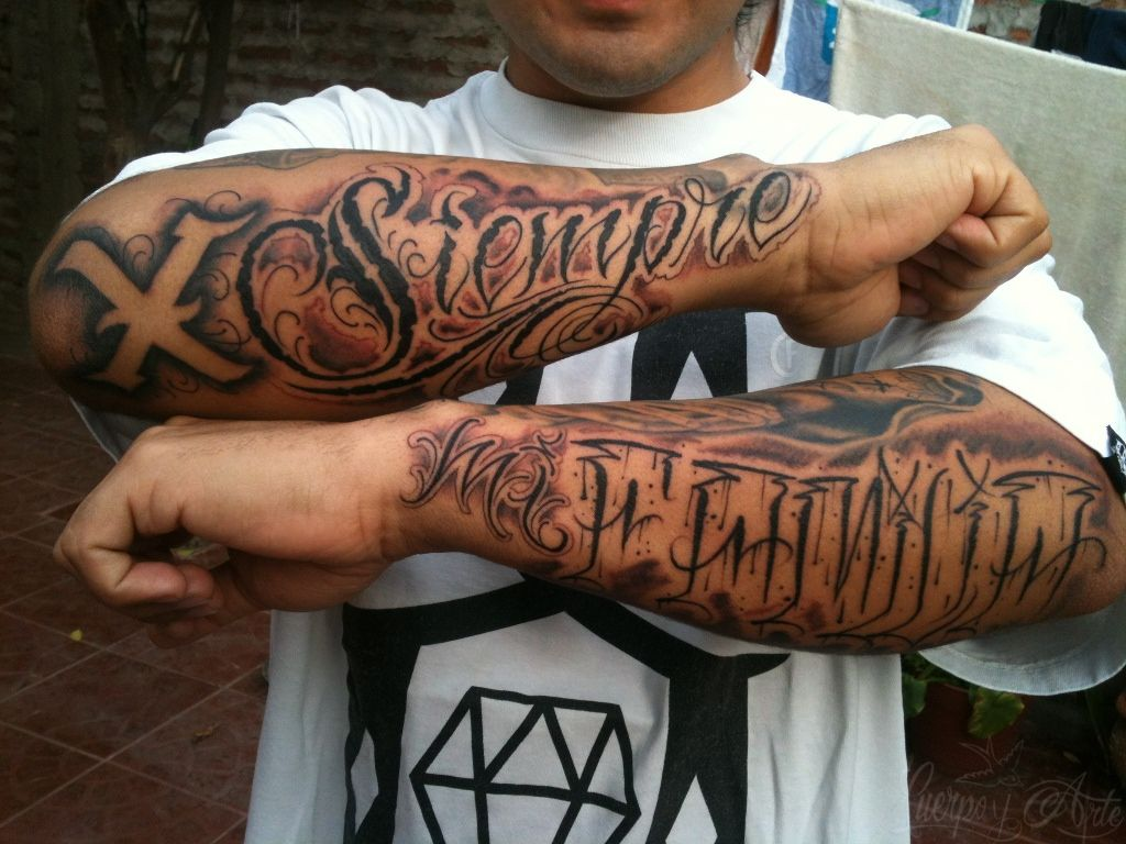 Tatuaje en homenaje a la familia de Camilo Tatuajes