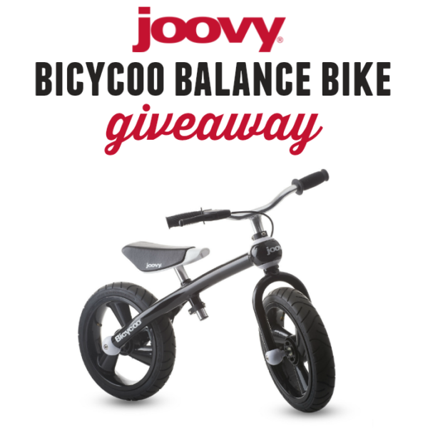 Enter To Win A Joovy Bicycoo Balance Bike Giveaway Ends 12 23