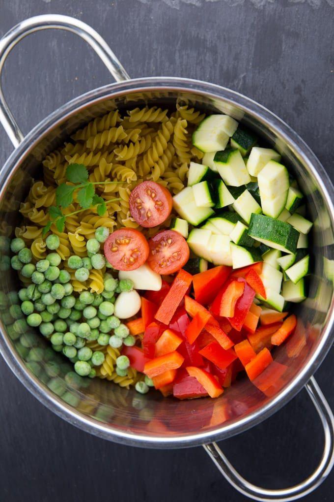 Photo of One Pot Pasta – super cremig und lecker!