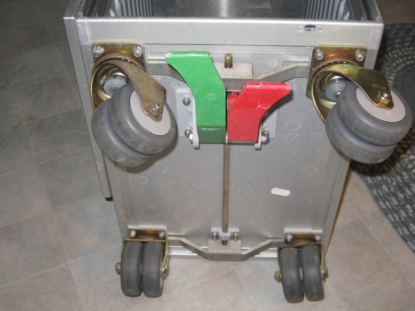 1 Airline Galley Service Cart Almost Mint Trolley Bar and Beverage ...
