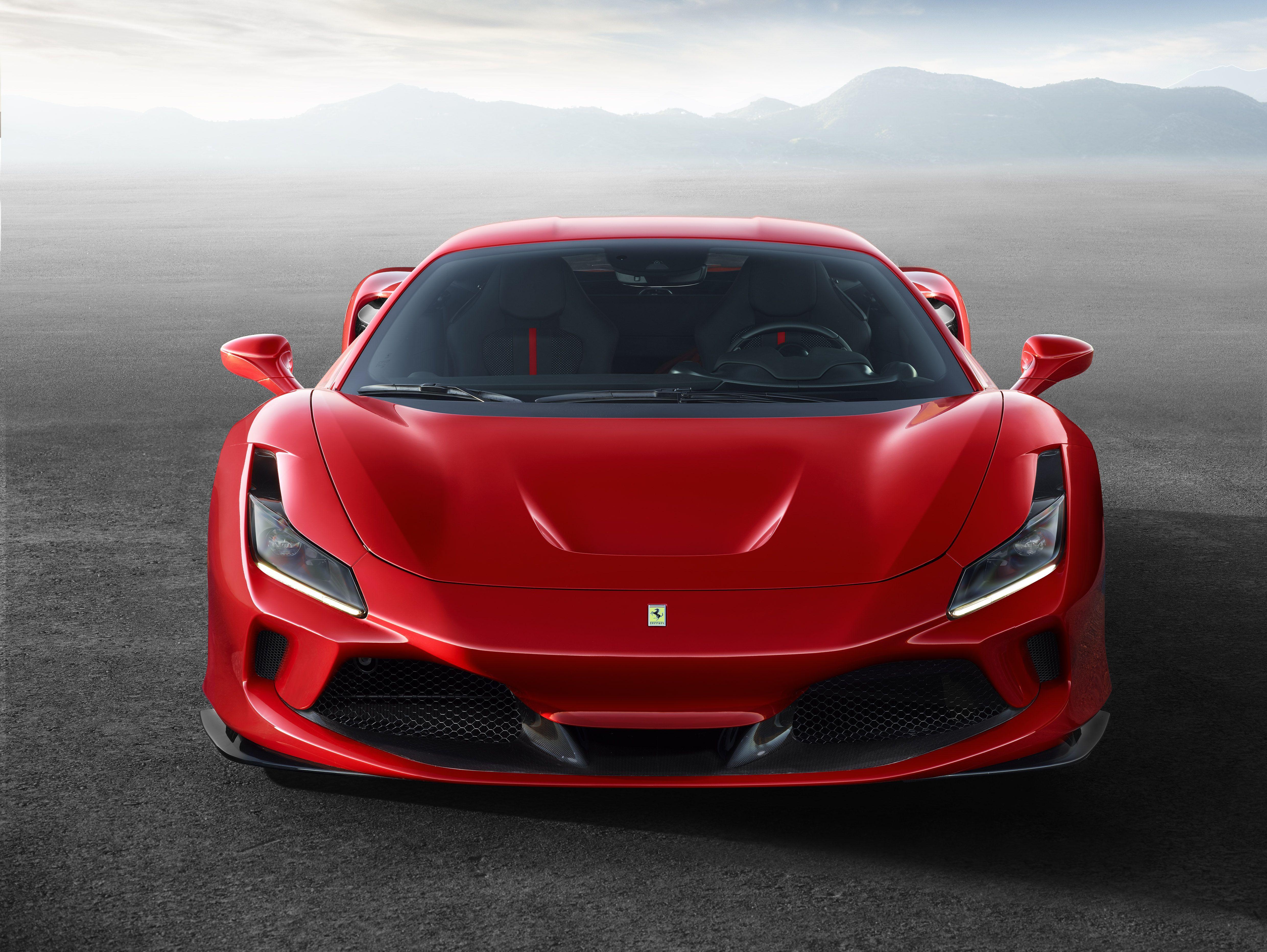 2020 Ferrari F8 Tributo Quirks And Features Sports Car Super
