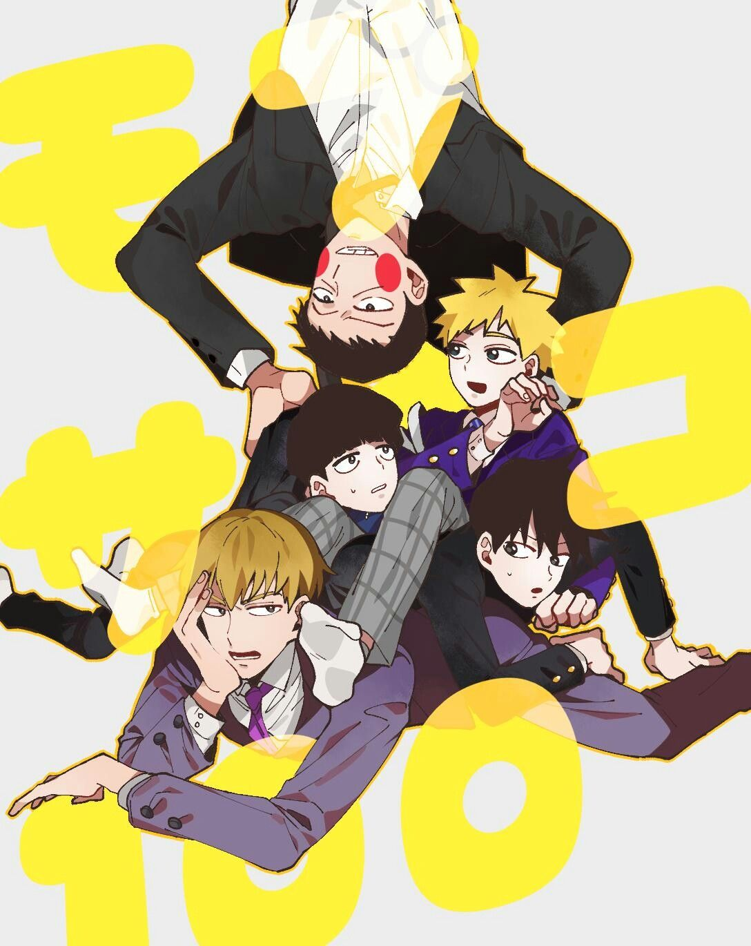 Pin by American Beauty American Psych on Mob Psycho 100