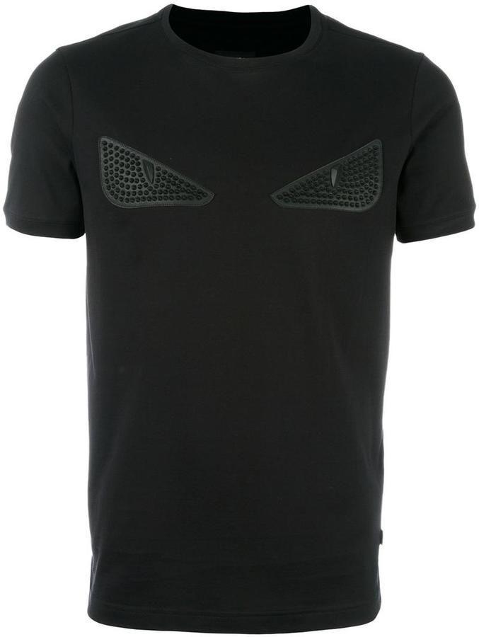 16174f430e Fendi Bag Bugs T-shirt | Products in 2019 | Fendi bag bugs, Fendi ...