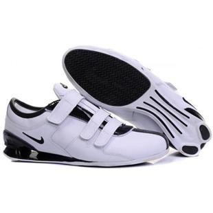 super popular 9e9cd 18ddb www.asneakers4u.com 316317 0442 Nike Shox Rivalry White Black J12065. Nike  Shox R3 Shoes ...