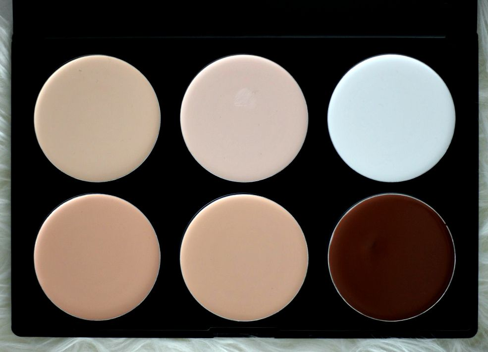 Morphe Brushes Foundation Palette