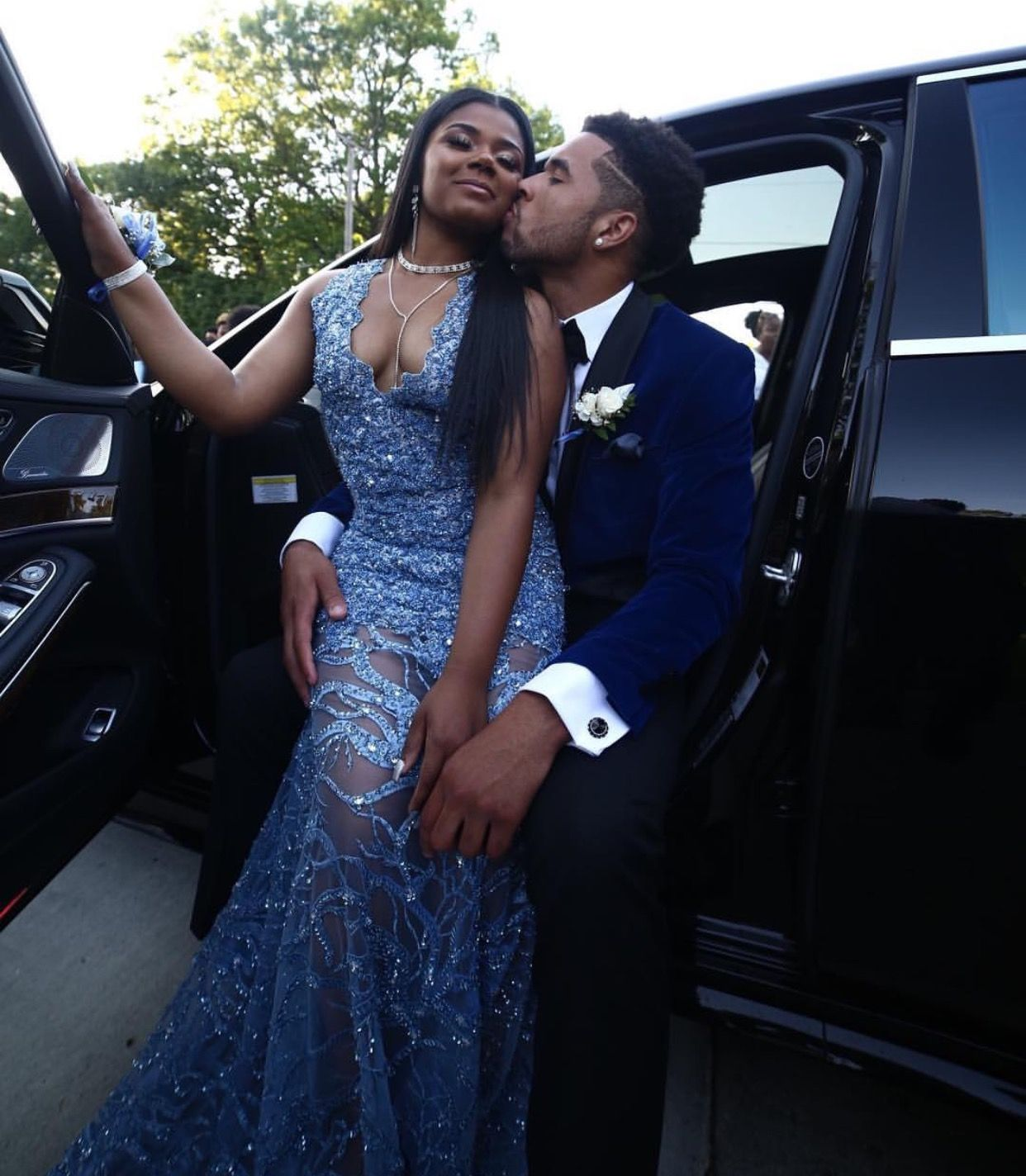 This how i wanna be for prom booed up they did that follow us y