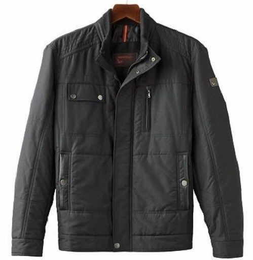 Hawk Amp Co Royal Falcon Cosmo Jacket In Black Size Large