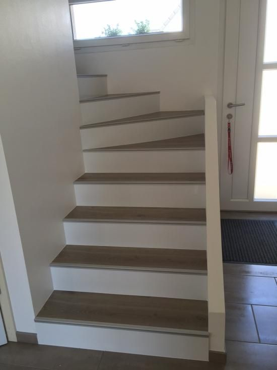 Maytop tiptop habitat habillage d escalier r novation for Contre marche exterieur