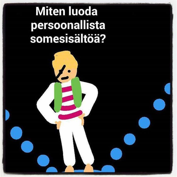 Voiko yritys tuottaa persoonallista #sisältöäsomeen? #ideoitainstagramiin-koulutuksessa (3.11. klo 14-16 #tampere #amurinhelmi) vastaan tähänkin kysymykseen.