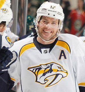 Predators Sign Mike Fisher To 2 Year Contract Hockey Dad Nashville Predators Hockey