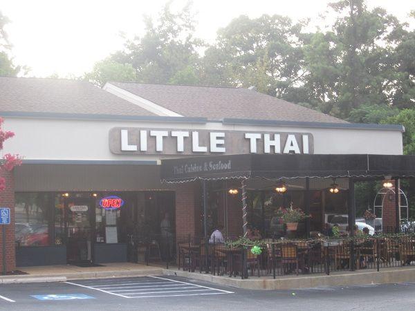Little Thai Sandy Springs Ga Sandy Spring Thai Atlanta Ga
