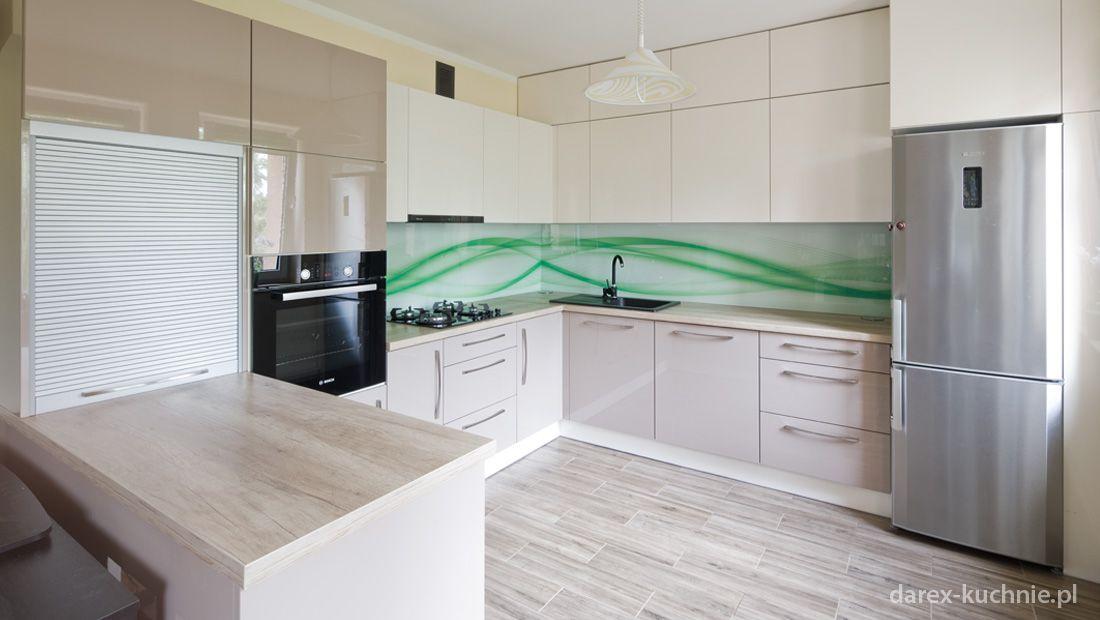 Otwarta Kuchnia Z Półwyspem House W 2019 Kitchen