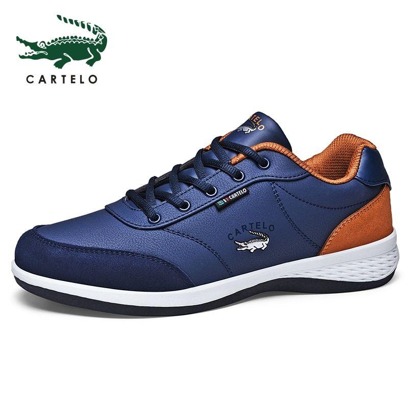 CARTELO Men's Shoes Sports Leisure Men