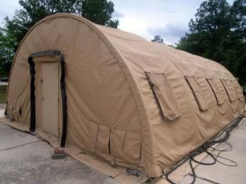Alaska Structures Tent small shelter system approx 32u0027 long x 20u0027 & Alaska Structures Tent small shelter system approx 32u0027 long x ...