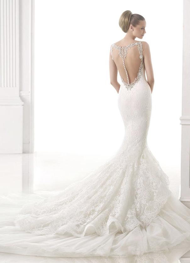 Pronovias wedding dresses 2015