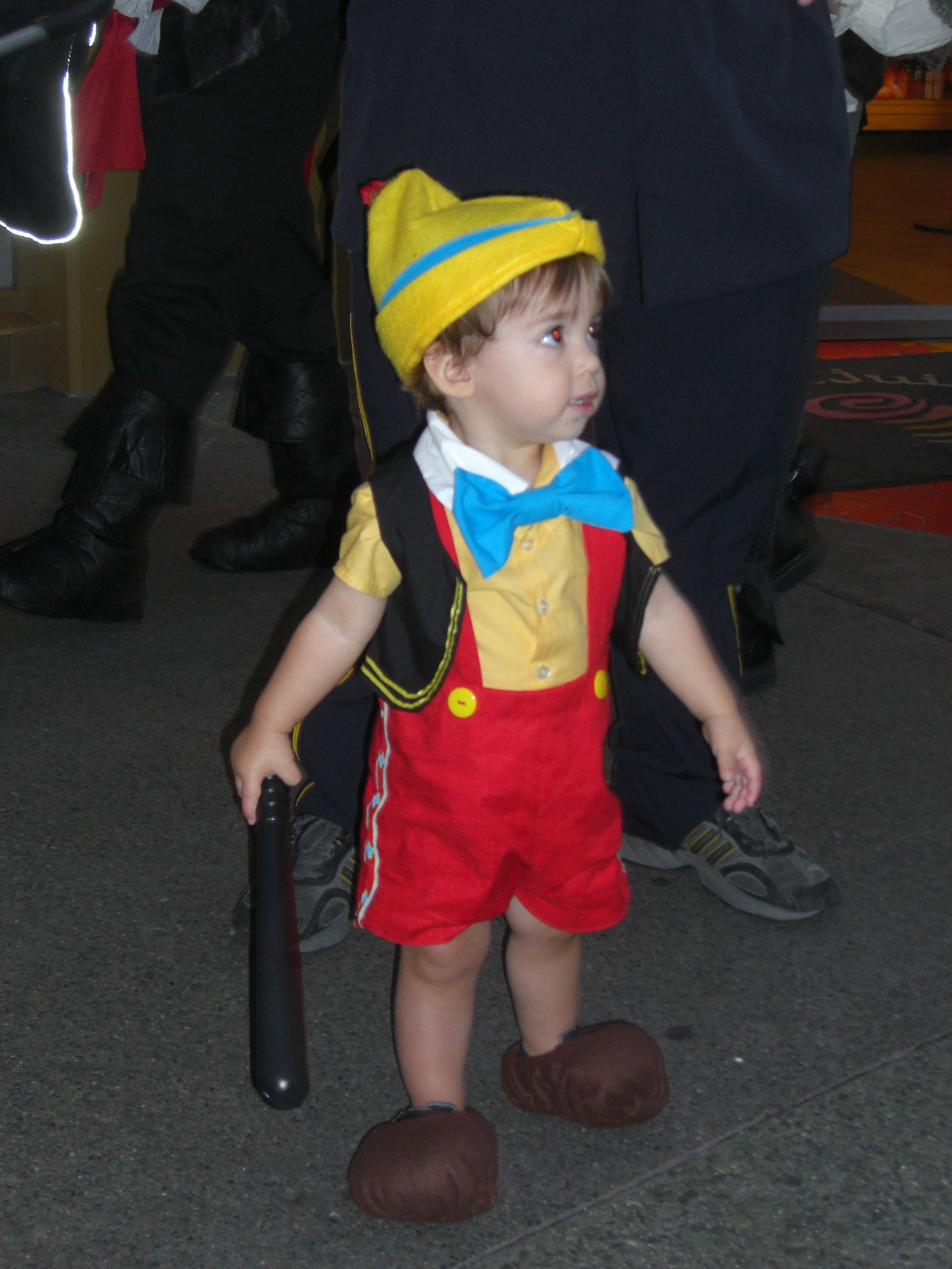 Avelino's Pinocchio Halloween costume, age 1   Halloween Costumes ...