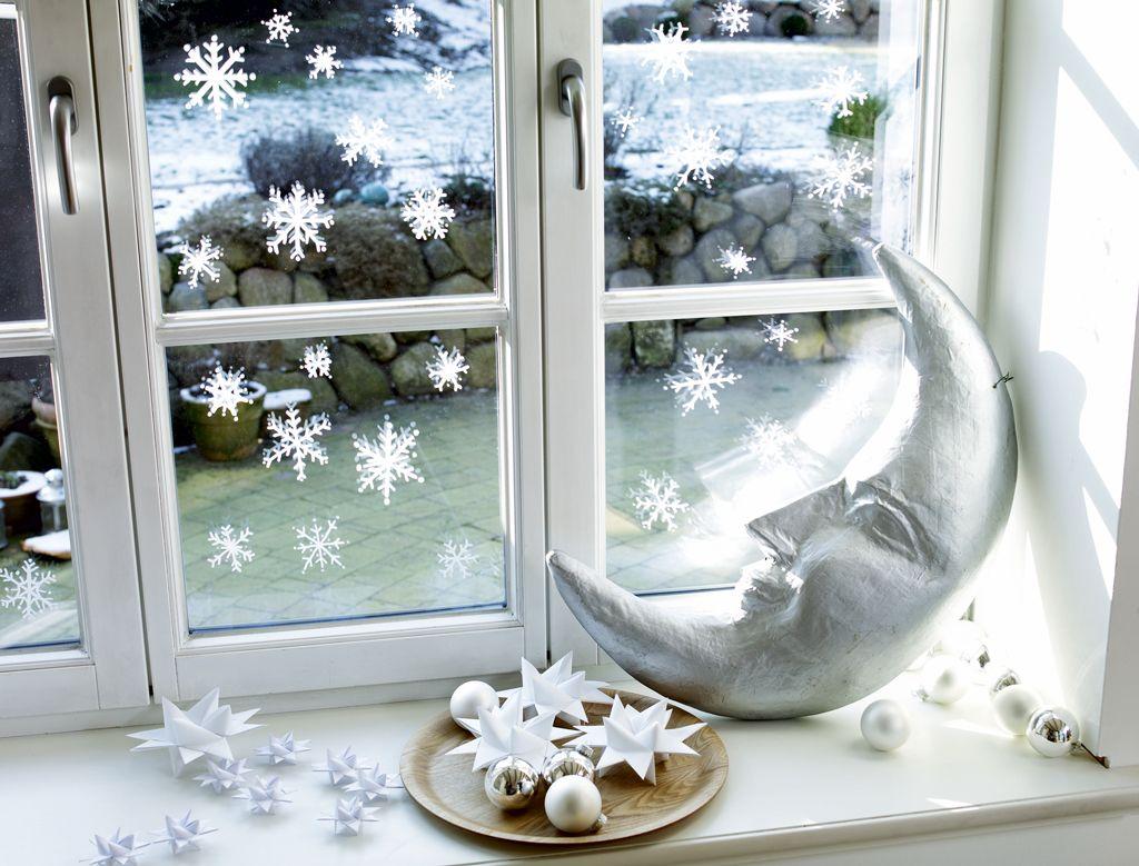 Advent: Fensterdeko basteln | selbst.de