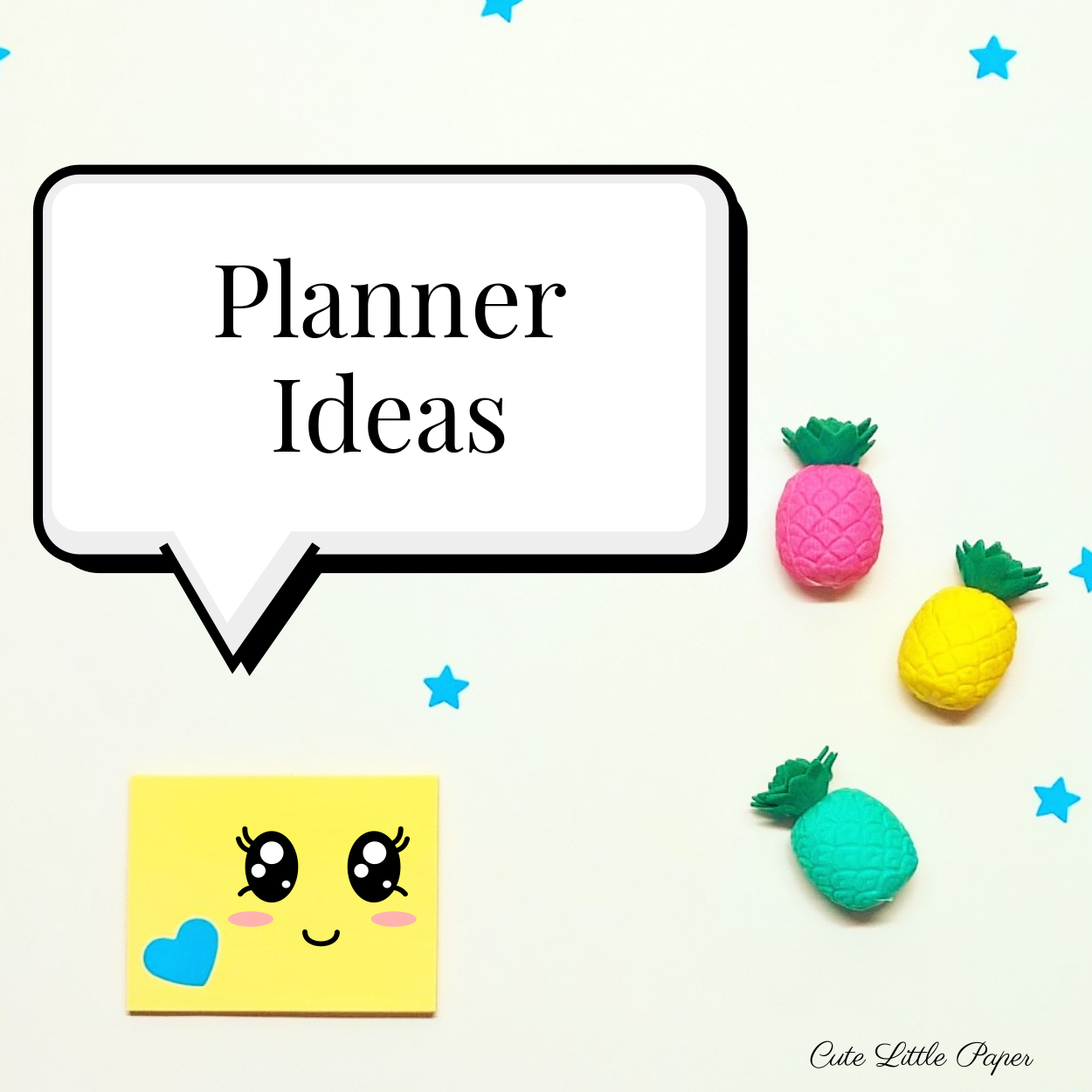 Ideas And Inspiration For Your Planner Or Bullet Journal