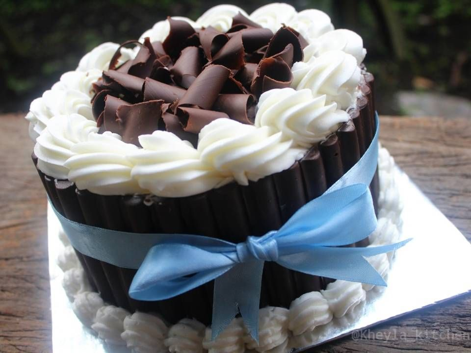 Pin Di Cakes Recipes