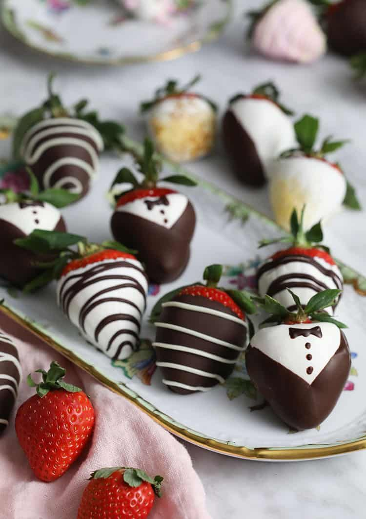 Chocolate Covered Strawberries Preppy Kitchen in 2020
