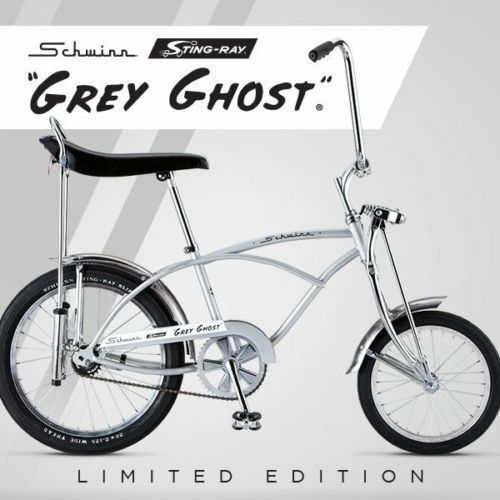accb9f8a67e NEW Schwinn Stingray Grey Ghost LIMITED EDITION Krate | Schwinn ...