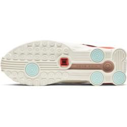 Nike Shox Enigma 9000 Damenschuh - Cream NikeNike #metallicleather