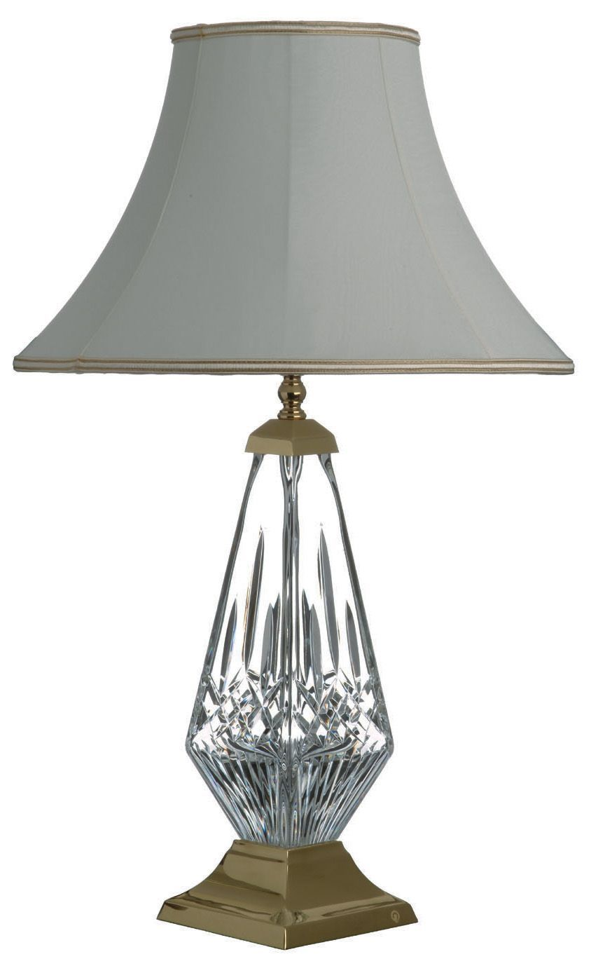 Image Detail For Table Lamp Home Waterford Crystal Table