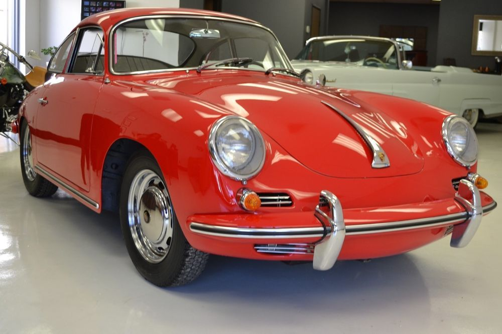 1965 Porsche 356 C | Porsche 356, Cars and Porsche clic