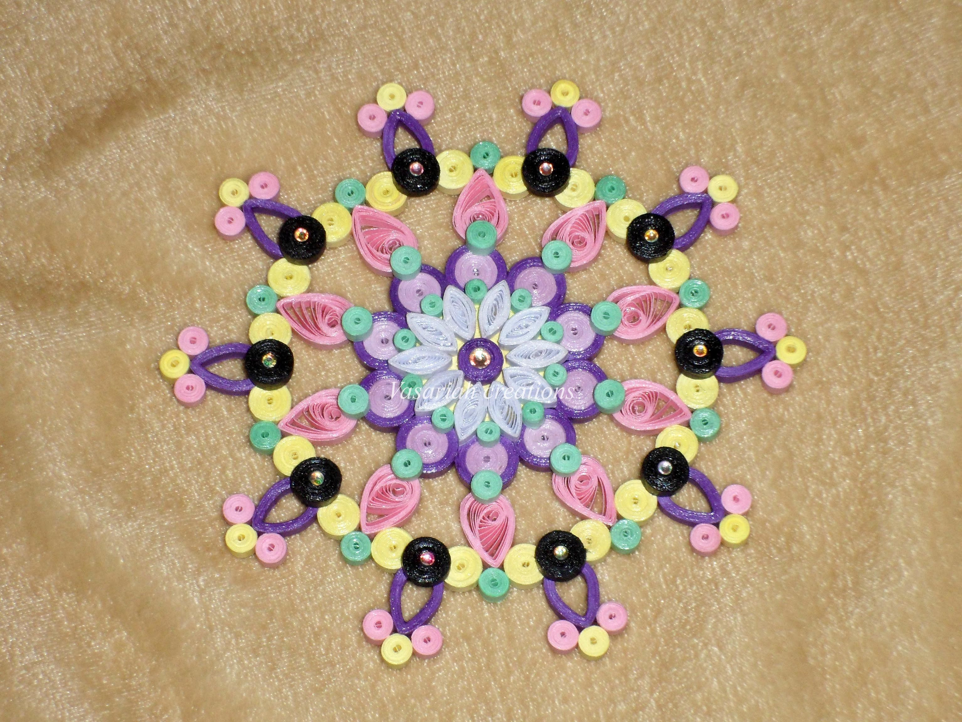 Quilling - Mandala | Quilled Patterns | Pinterest | Quilling ...