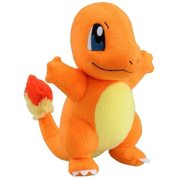 Takaratomy New Pokemon N-09 X and Y Charmander/Hitokage 8.5\