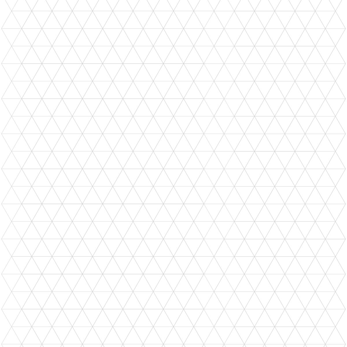 Free Graph Paper For Your TriangleBased Quilting Design Needs