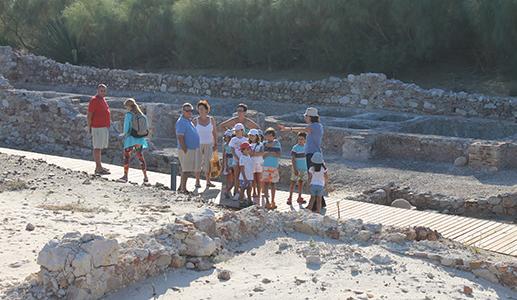Passatempo: Ganhe visitas guiadas às Ruínas Romanas de Tróia   Estrelas & Ouriços