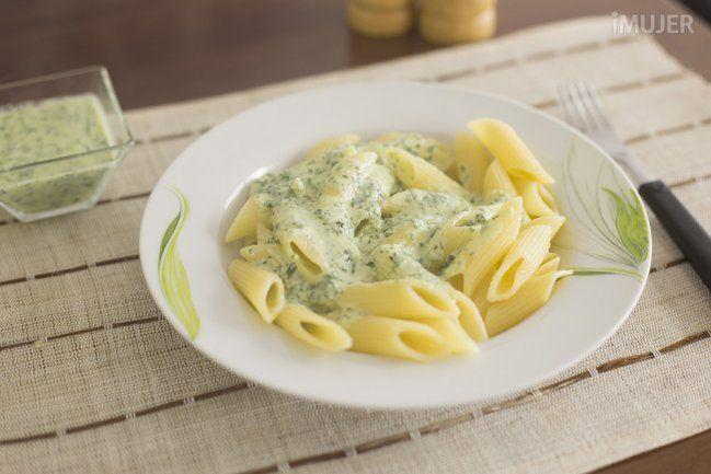 Salsa verde para pastas - IMujer