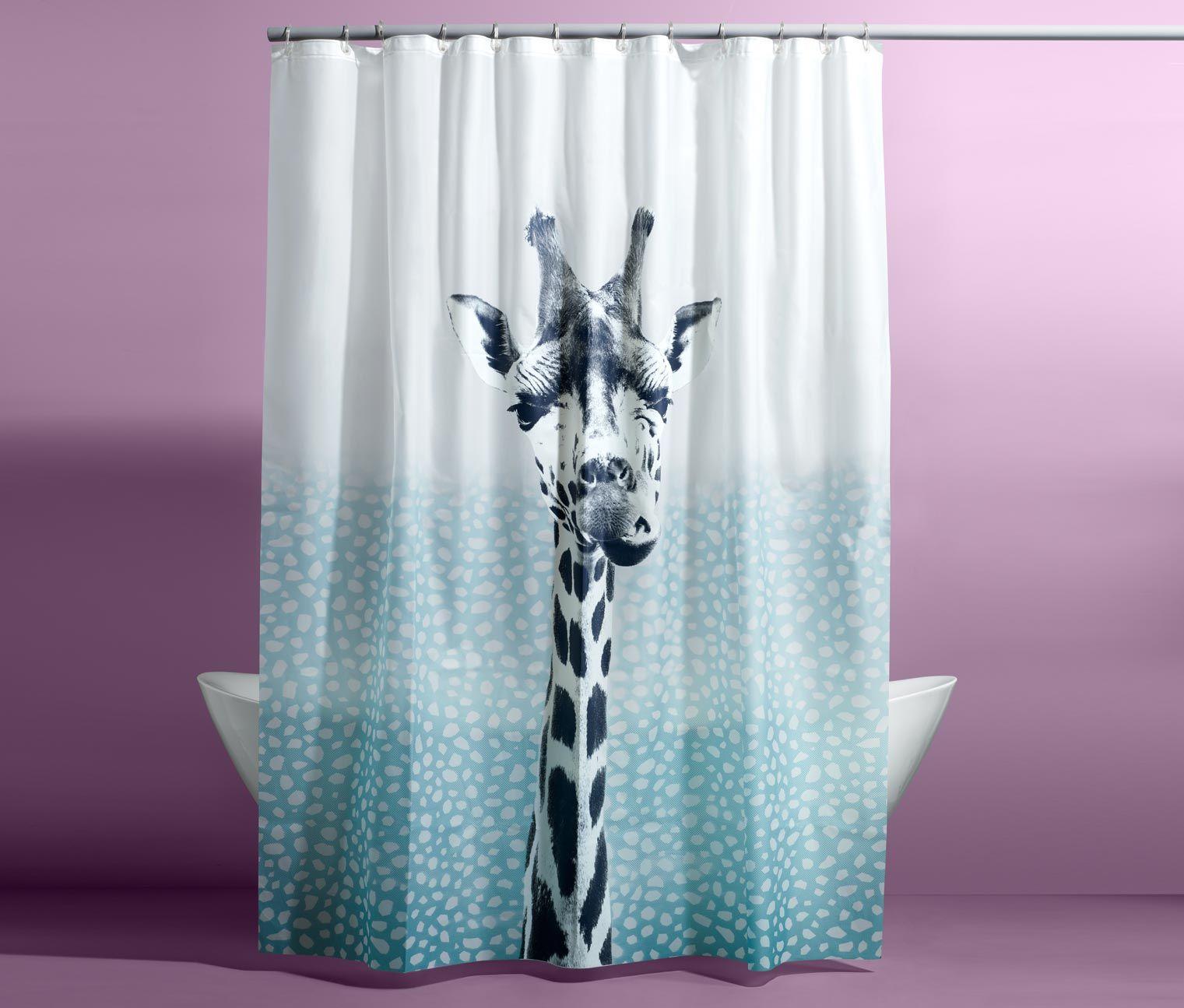 Duschvorhang Farbe Weiss