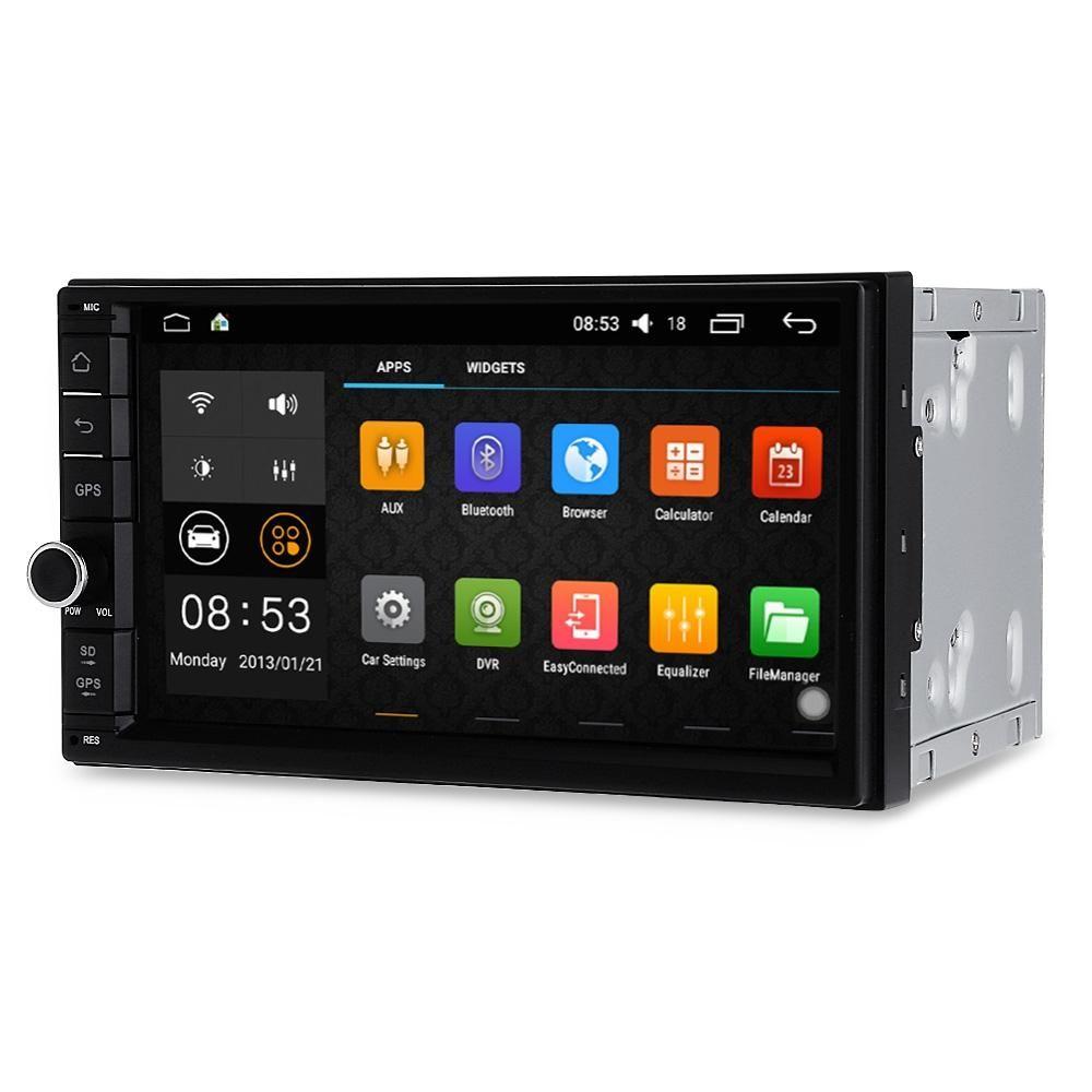 7010BA Universal 7inch HD Touch Screen Car Multimedia