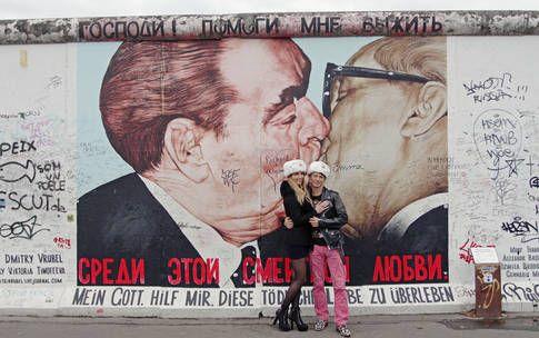 Friedrichshain Berlin Tourismus Deutschland Berliner Mauer Berlin